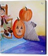 Halloween Acrylic Print