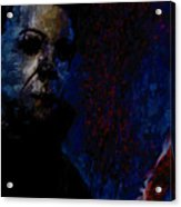 Halloween Michael Myers Signed Prints Available At Laartwork.com Coupon Code Kodak Acrylic Print