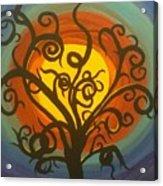 Hallows Eve Acrylic Print