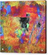 Hallucination 7976 Acrylic Print