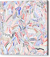 Hallucination Acrylic Print