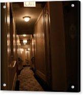 Hallway - 200320 Acrylic Print
