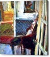 Hallways And Doorways Acrylic Print