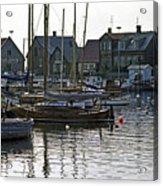 Halsingborg Marina 1 Acrylic Print