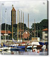 Halsingborg Marina 2 Acrylic Print
