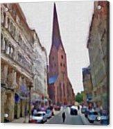 Hamburg Memories Acrylic Print