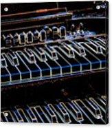Hammond Organ Acrylic Print