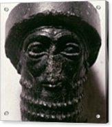 Hammurabi (d. 1750 B.c.) Acrylic Print