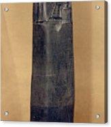Hammurabis Code Acrylic Print