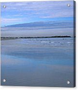 Hampton Beach New Hampshire Usa Acrylic Print