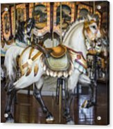 Hampton Carousel Acrylic Print