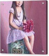 Hana Acrylic Print