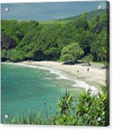Hana Coast, Hamoa Beach Acrylic Print