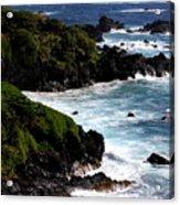 Hana Shore Acrylic Print
