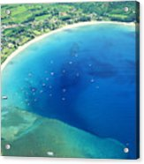 Hanalei Bay Acrylic Print