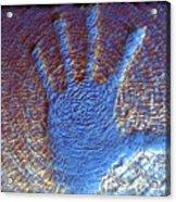 Hand That Giveth Acrylic Print