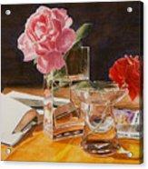 Handbuch  Acrylic Print