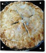 Handcrafted Apple Pie Acrylic Print
