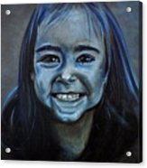 Hannah Acrylic Print