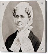Hannah Simpson Grant 1798-1883, Mother Acrylic Print by Everett