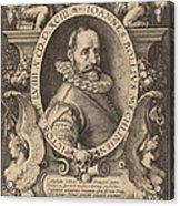 Hans Bol Acrylic Print