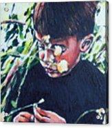 Hans Hoogervorst Acrylic Print