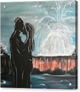 Happily Ever After Acrylic Print