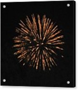 Happy 4th.from Palm Desert 4 Acrylic Print