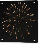 Happy 4th.from Palm Desert 7 Acrylic Print