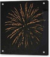 Happy 4th.from Palm Desert 9 Acrylic Print