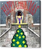 Happy Christmas 31 Acrylic Print