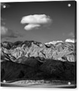 Happy Cloud Acrylic Print