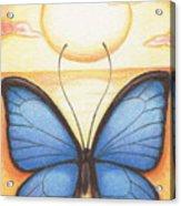 Happy Heart Acrylic Print