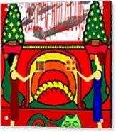Happy Holidays 17 Acrylic Print