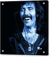 Happy Iommi Blues Acrylic Print