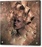 Happy Times Times From Yesterday Acrylic Print