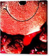 Happy To Be Red Acrylic Print