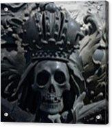 Hapsburg Tombs Vienna Austria Acrylic Print