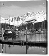 Harbor Boats Acrylic Print