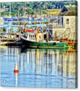Harbor Morning Acrylic Print