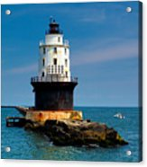 Harbor Of Refuge Delaware Acrylic Print