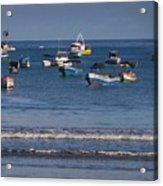 Harbor Of San Juan Del Sur Acrylic Print