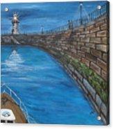 Harbour Light Acrylic Print