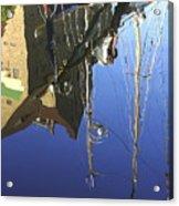 Harbour Reflection Acrylic Print