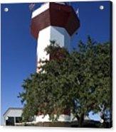 Harbourtown Lighthouse Acrylic Print