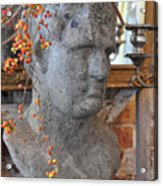 Hard Headed Man Acrylic Print