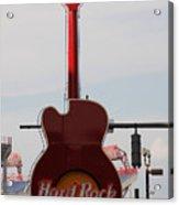 Hard Rock Cafe Nashville Acrylic Print