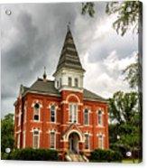 Hargis Hall - Auburn University Acrylic Print