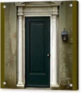 Harkness Doorway Acrylic Print