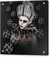 Harlequin 2 Acrylic Print